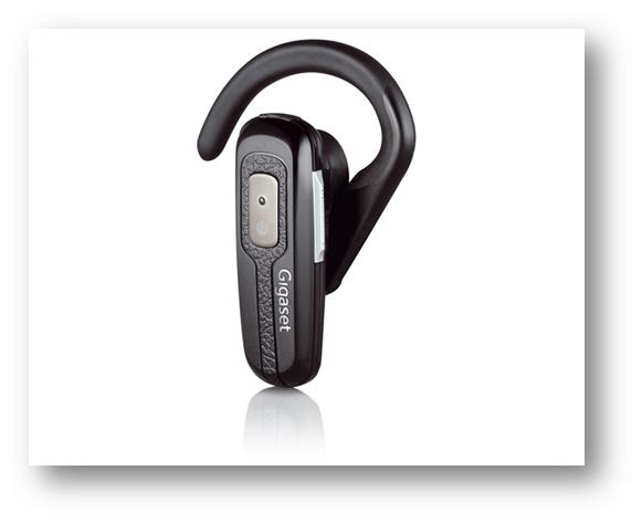 Gigaset komplet ZX600 slušalka