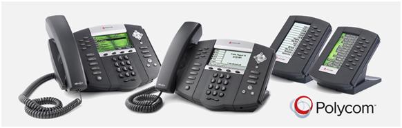 Polycom - IP telefoni