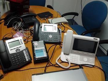 Fanvil IP aparati