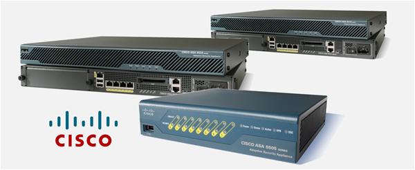 Cisco ASA 5500-X požarne pregrade naslednje generacije