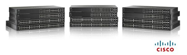 Nastavljiva stikala z možnostjo nadgradnje serije Cisco 500