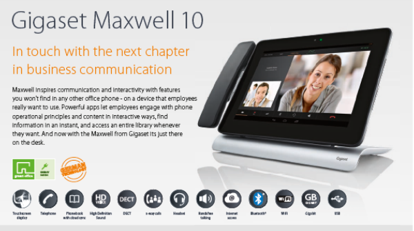 Gigaset Maxwell 10