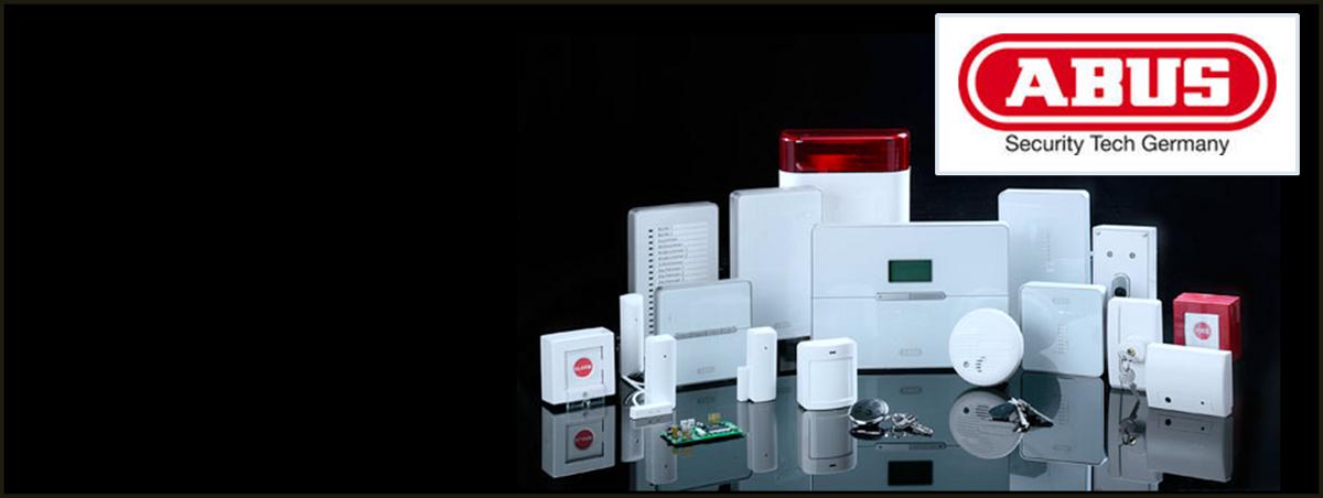 Alarmni sistem ABUS Secvest 2WAY varuje vaše premoženje zanesljivo