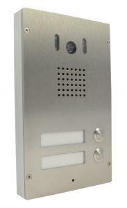 IP domofoni z ohišjem IP65