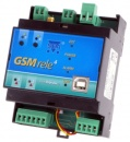 Nadzor temperature preko GSM
