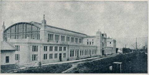 Železniški kolodvor Trst - Sv. Andrej