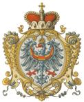 Wappen des Herzogtums Krain (1849–1918)