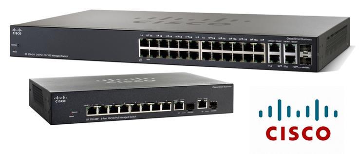 Cisco LAN stikala