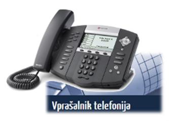 Vprašalnik telefonija