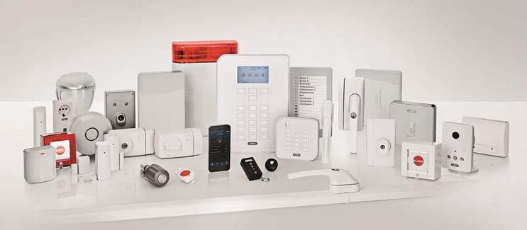 Novi Secvest alarmni sistem iz ABUS Security Tech Germany